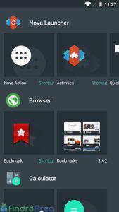 Nova Launcher androarea.com 5