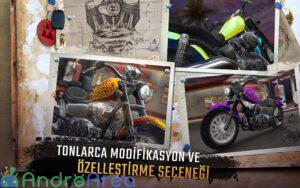moto rider go highway traffic androarea.com 4