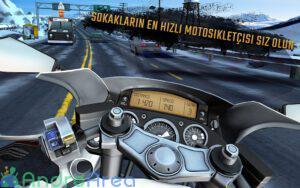 moto rider go highway traffic androarea.com 6