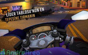 moto rider go highway traffic androarea.com 7