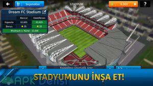 Dream League Soccer mod apk 5