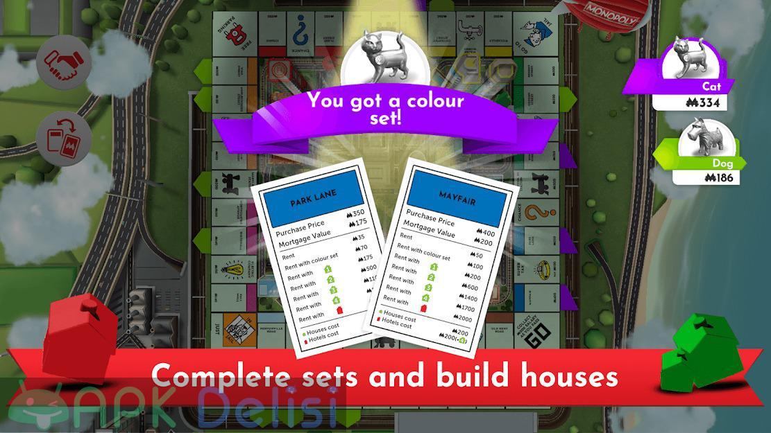 Monopoly v1.4.6 FULL / MOD APK — TAM SÜRÜM / TÜM KİLİTLER AÇIK 3