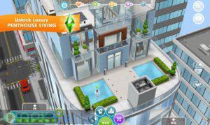 The Sims FreePlay v5.61.1 MOD APK — PARA HİLELİ 1