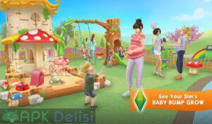 The Sims FreePlay v5.61.1 MOD APK — PARA HİLELİ 2