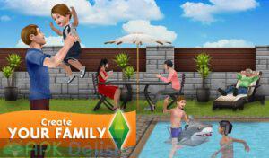 The Sims FreePlay v5.61.1 MOD APK — PARA HİLELİ 4