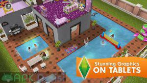 The Sims FreePlay v5.61.1 MOD APK — PARA HİLELİ 7