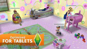 The Sims FreePlay v5.61.1 MOD APK — PARA HİLELİ 9