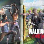 The Walking Dead Our World mod apk 0