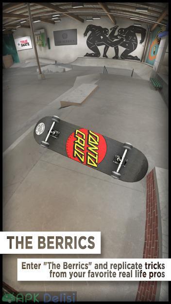 True Skate v1.5.33 FULL / MOD APK — FULL APK / PARA – KAYKAY HİLELİ 4