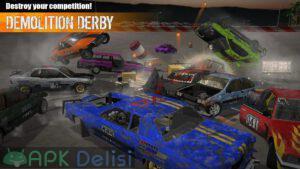 demolition derby 3 v1 1 011 mod apk para hileli 5