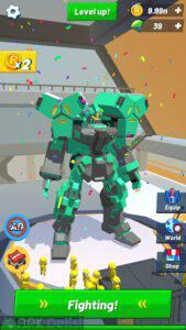 idle robot inc 1 0 21 mod apk elmas hileli 2