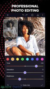 Gradient: AI Photo Editor v2.3.7 PREMİUM APK — TÜM PREMİUM ÖZELLİKLER AÇIK 1