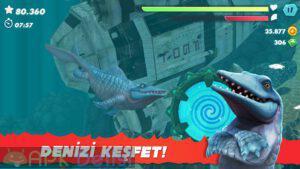 Hungry Shark Evolution mod apk 2
