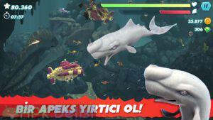 Hungry Shark Evolution mod apk 4