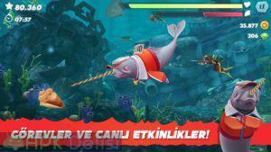 Hungry Shark Evolution mod apk 5