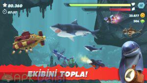Hungry Shark Evolution mod apk 7