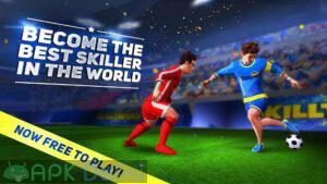 SkillTwins Football Game mod apk 1