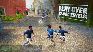 SkillTwins Football Game mod apk 2