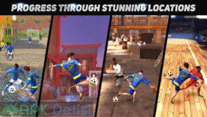 SkillTwins Football Game mod apk 3