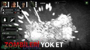 Zombie Gunship Survival mod apk 4