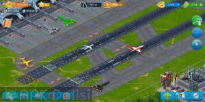Airport City v8.20.10 MOD APK — PARA HİLELİ 4