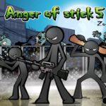 anger of stick 5 zombie v1 1 47 mod apk para hileli 0