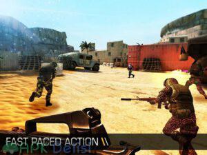 Bullet Force v1.83.0 MOD APK — RADAR HİLELİ + SINIRSIZ MERMİ HİLELİ 2