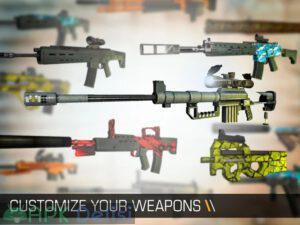 Bullet Force v1.83.0 MOD APK — RADAR HİLELİ + SINIRSIZ MERMİ HİLELİ 3