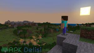 Minecraft v1.17.20.23 FULL APK  — TAM SÜRÜM / ONLİNE SERVER (MCPE/BETA) 1