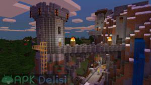 Minecraft v1.17.20.23 FULL APK  — TAM SÜRÜM / ONLİNE SERVER (MCPE/BETA) 2