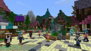 Minecraft v1.17.20.23 FULL APK  — TAM SÜRÜM / ONLİNE SERVER (MCPE/BETA) 3