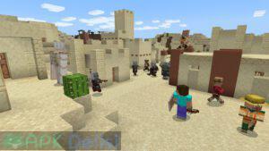 Minecraft v1.17.20.23 FULL APK  — TAM SÜRÜM / ONLİNE SERVER (MCPE/BETA) 6