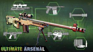 sniper zombies v1 32 1 mod apk mega hileli 2