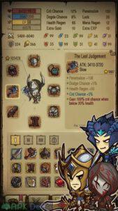 the greedy cave mod apk para hileli 4