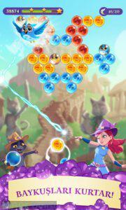 Bubble Witch 3 Saga mod apk 1