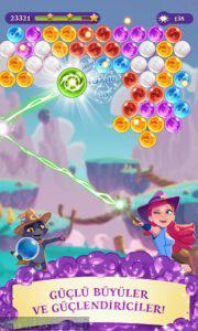 Bubble Witch 3 Saga mod apk 2