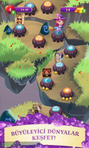 Bubble Witch 3 Saga mod apk 4