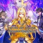 Sword Art Online Alicization Rising Steel mod apk 0