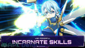 Sword Art Online Alicization Rising Steel mod apk 5
