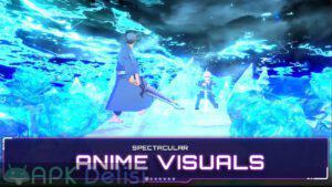 Sword Art Online Alicization Rising Steel mod apk 6