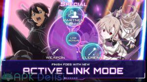 Sword Art Online Alicization Rising Steel mod apk 7