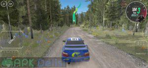 carx rally mod apk para hileli kilitler acik apkdelisi.com 3