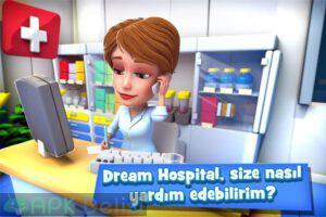 dream hospital mod apk para hileli apkdelisi.com 1