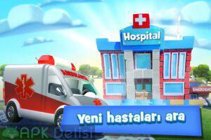 dream hospital mod apk para hileli apkdelisi.com 2