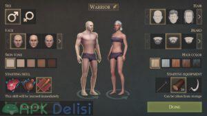 grim soul dark fantasy survival mod apk mega hileli 1