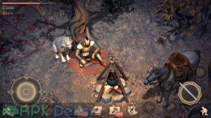 grim soul dark fantasy survival mod apk mega hileli 3