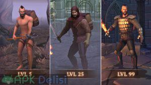 grim soul dark fantasy survival mod apk mega hileli 4