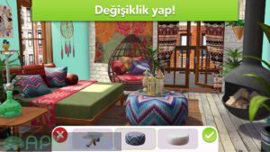 Home Design Makeover v3.8.8g MOD APK — MEGA HİLELİ 5