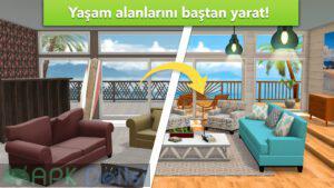 Home Design Makeover v3.8.8g MOD APK — MEGA HİLELİ 6