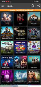 İnat TV PRO v11.0 MOD APK — EXXEN SPOR, EXXEN, NETFLİX, BEIN SPORTS, LİG TV, TİVİBU, SMART TV 3